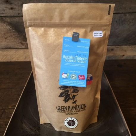 Green plantation pražená káva-BRAZÍLIA datera buena vista