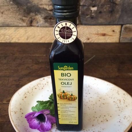 BIO tekvicový panenský olej