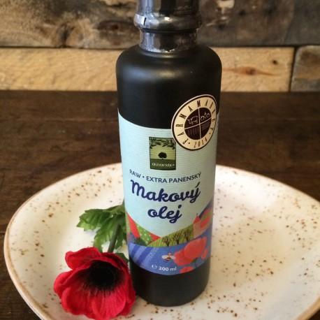 Makový olej z Jarnej