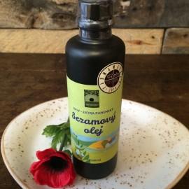 Sezamový olej raw extra panenský