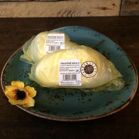 Tradičné maslo