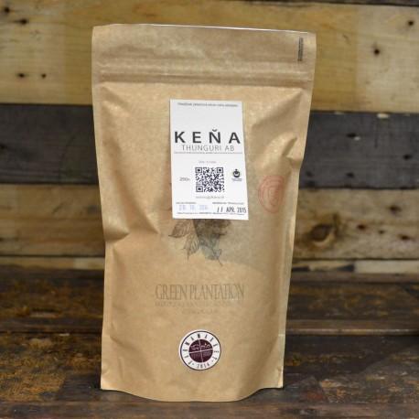 Káva Keňa THUNGURI AA