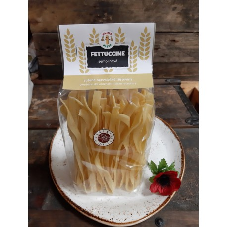 Fajna pasta semolinové