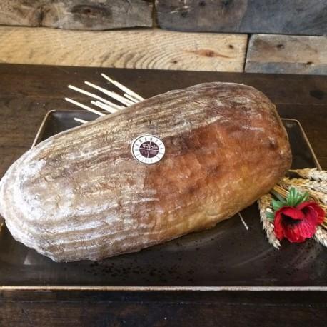 Belský pšenično ražný chlieb